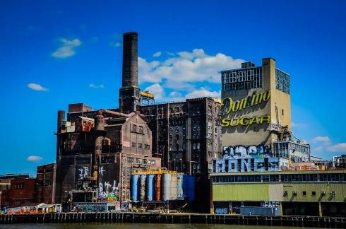 Domino-Sugar-factory